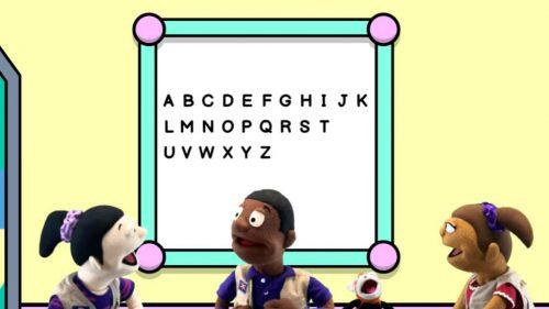 Alphabet Run