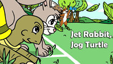 Jet Rabbit, Jog Turtle