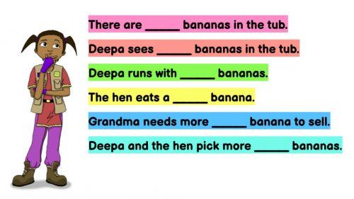 Cloze My Sentence