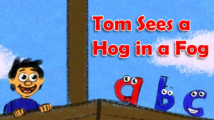 Tom Sees a Hog in a Fog