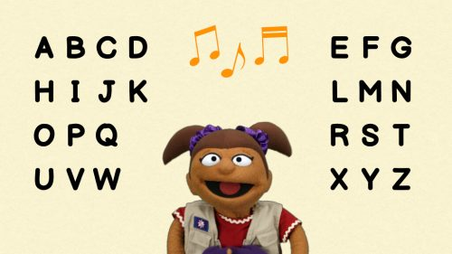 Alphabet Song 1