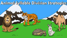Syllable Division Strategies