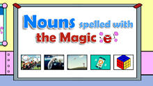 Long Vowel with Magic e