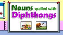 Diphthong Vowel Team