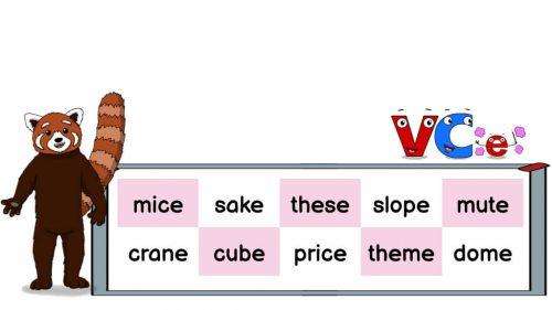 Word Assessment 1