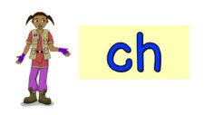 Word Fluency Practice: CH