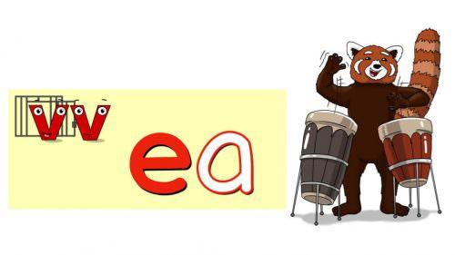 Word Fluency Practice: EA