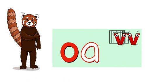Word Fluency Practice: OA