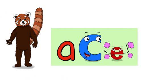 Word Fluency Practice: aCe