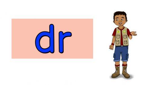 Word Fluency Practice: DR