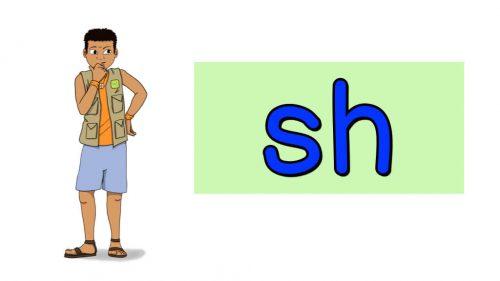 Word Fluency Practice: SH