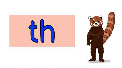 Word Fluency Practice: TH